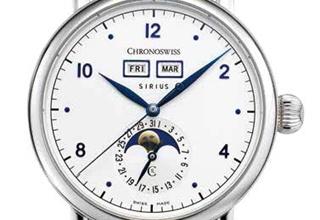 CHRONOSWISS Sirius Triple Date全日历腕表