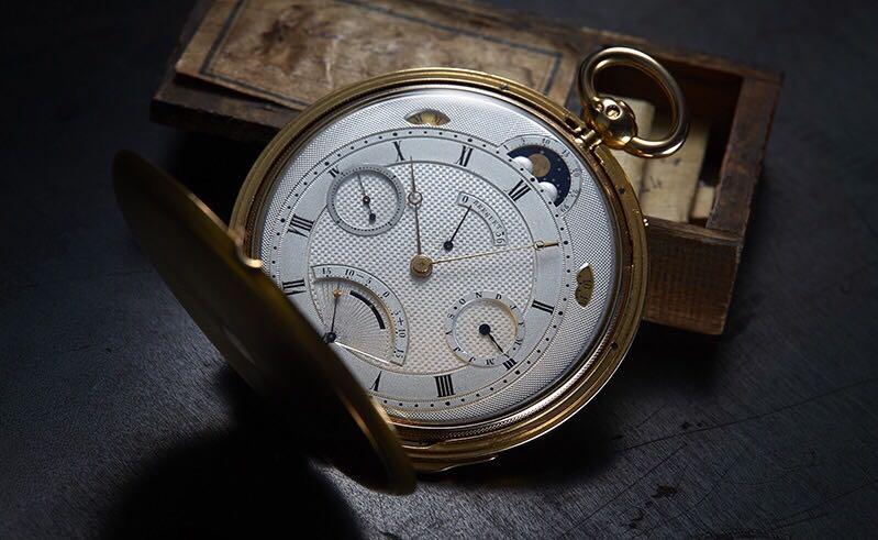 手表上各种各样的小圆盘,到底是干什么用的?