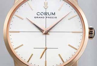 昆仑CORUM Grand Precis腕表