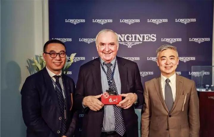 盛时的100个好朋友   浪琴表全球总裁霍凯诺:用制表探索中国