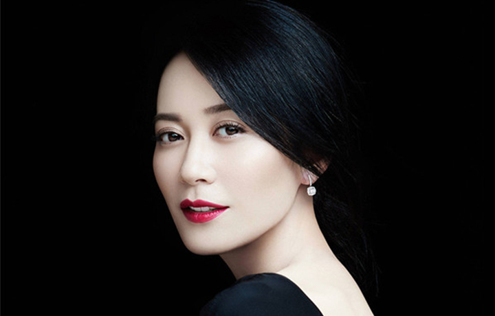美人在骨不在皮 46岁俞飞鸿活成了娱乐圈神一般的存在!