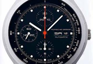 PORSCHE DESIGN Heritage P'6530 Titanium Chronograph腕表