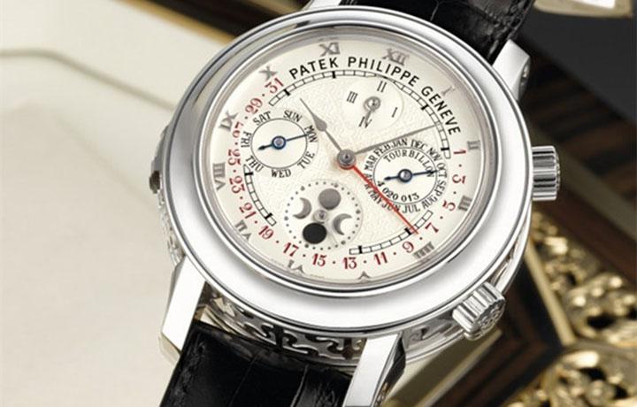 """手表的""""三大复杂功能""""都有哪些?"""