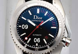 DIOR Chiffre Rouge Diving 腕表