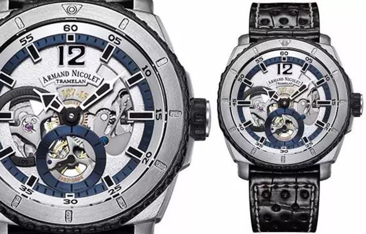 轻便的钛合金手表,哪款才是你的菜?