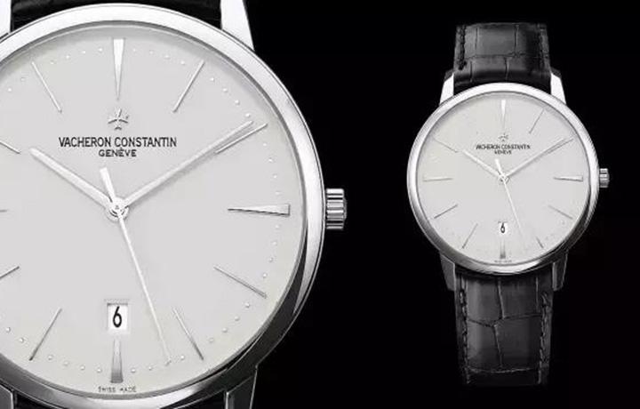 """这么""""简单""""的腕表竟然要卖十几万?相信爱表的你一定懂"""