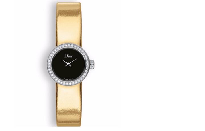 时尚奢侈品牌也出腕表?