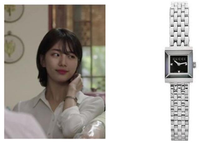《当你沉睡时》秀智佩戴的腕表介绍