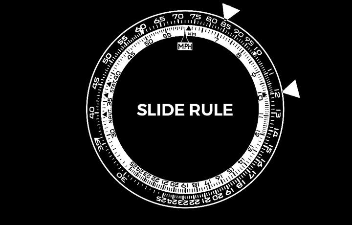 表圈上的不同标记代表什么?(七)