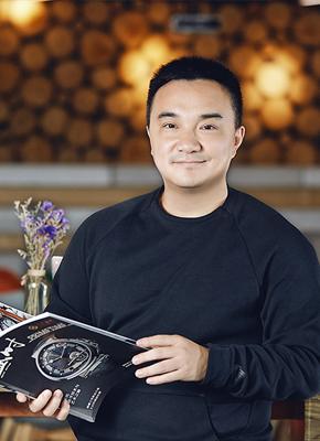 趙雨潤合領科技創始人