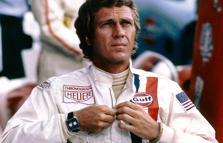 腕表在F1历史上的角色
