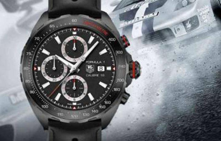 腕表与赛车——新加坡大奖赛