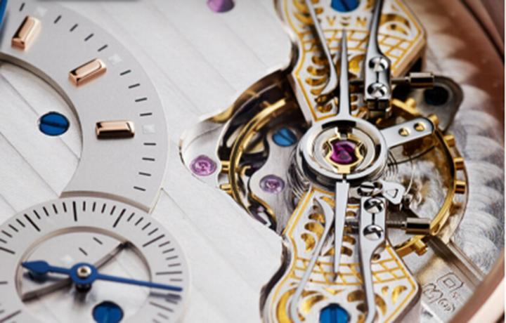 腕表机芯中的红宝石是做什么的?