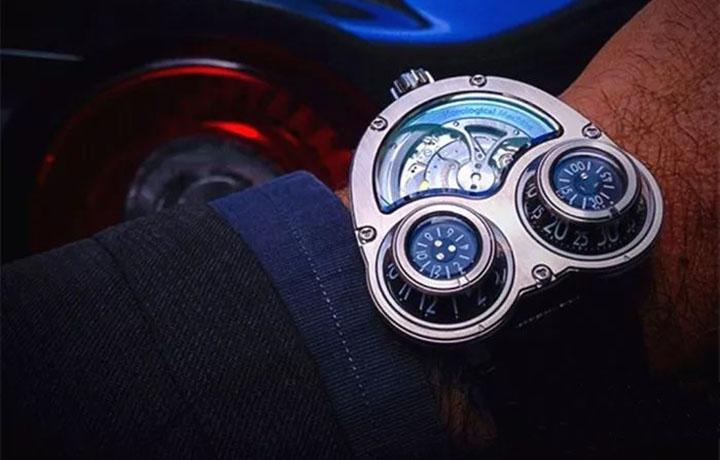 造型奇特的奢华腕表