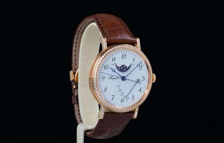 宝玑经典系列腕表