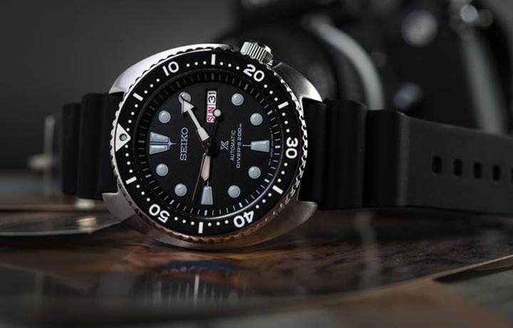精工Prospex系列潜水表SRP7771J1