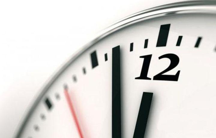 毫秒必争 知道准确时间的重要性