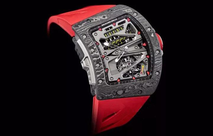 专业计时杰作 里查德米尔RM 70-01 ALAIN PROST腕表
