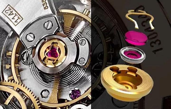 手表防震是什么? 综览摆轮到机芯的避震装置