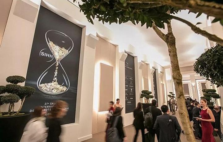 第28届日内瓦表展将于2018年1月15日到19日举办