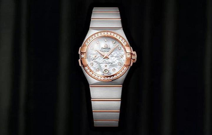 欧米茄星座系列小秒针腕表的防磁技术