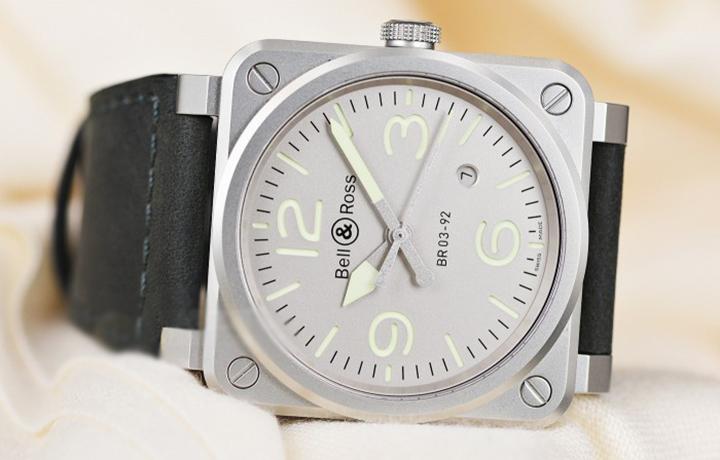 柏莱士BR 03-92 HOROLUM腕表