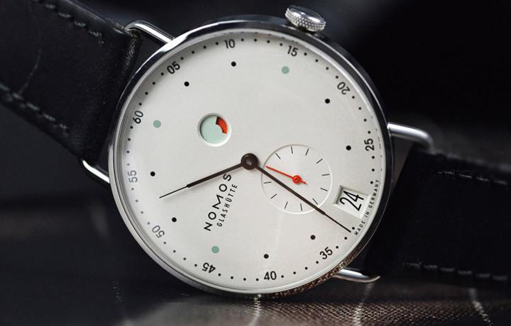 NOMOS METRO系列1101腕表