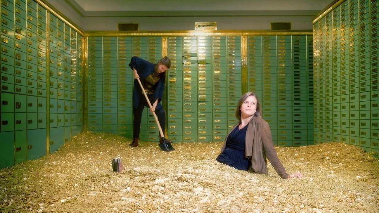 瑞士有钱不是偶然!