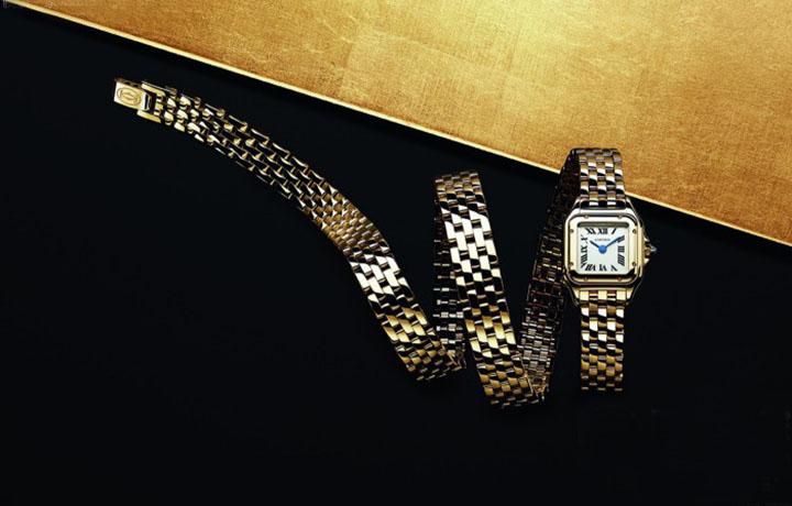 卡地亚猎豹腕表再添新作