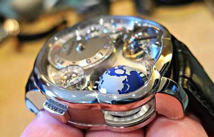腕表的细节与技术之美