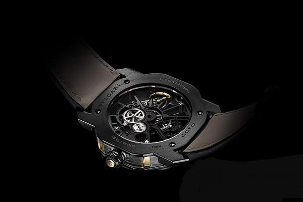 宝格丽携手SOC超跑俱乐部,发布会员专属陀飞轮腕表!