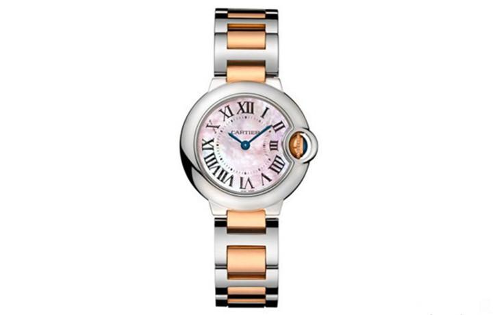 绚丽迷人 浪琴三款女士珍珠贝母表盘腕表推荐