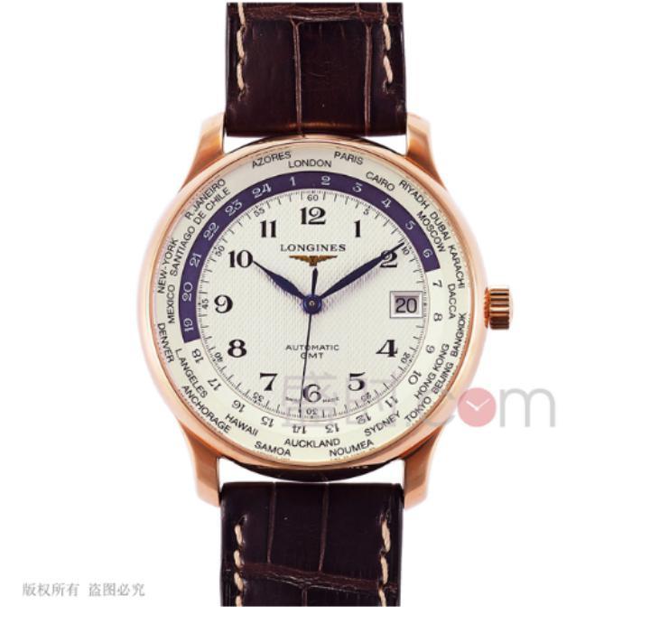 高端腕表品牌中两地时手表哪个好