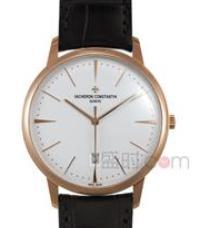 江诗丹顿机械表价格  这款手表有优惠吗