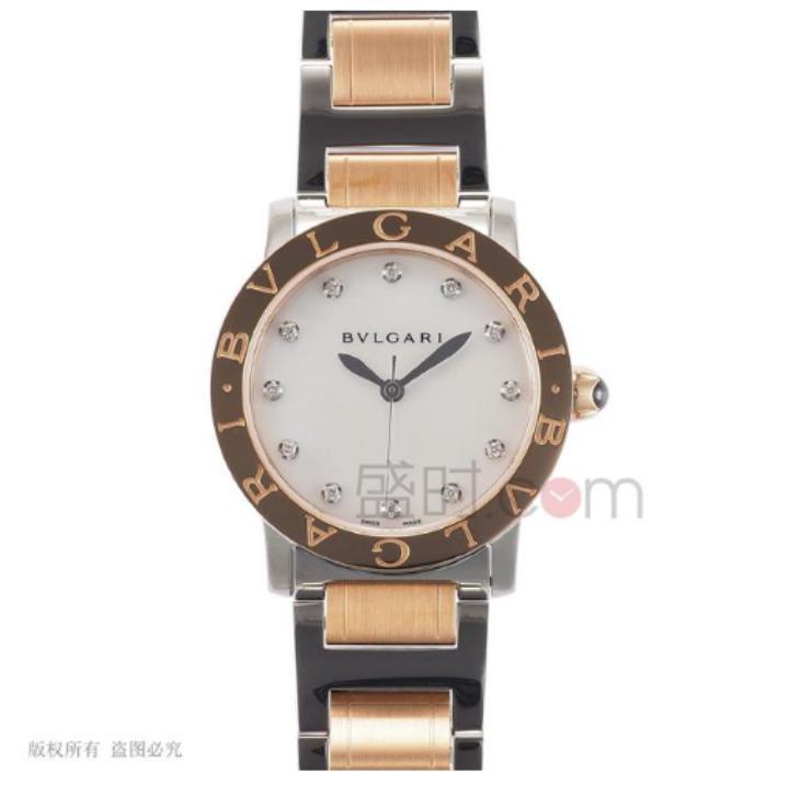 有了宝格丽机械女款手表,女人你还有理由不戴腕表吗
