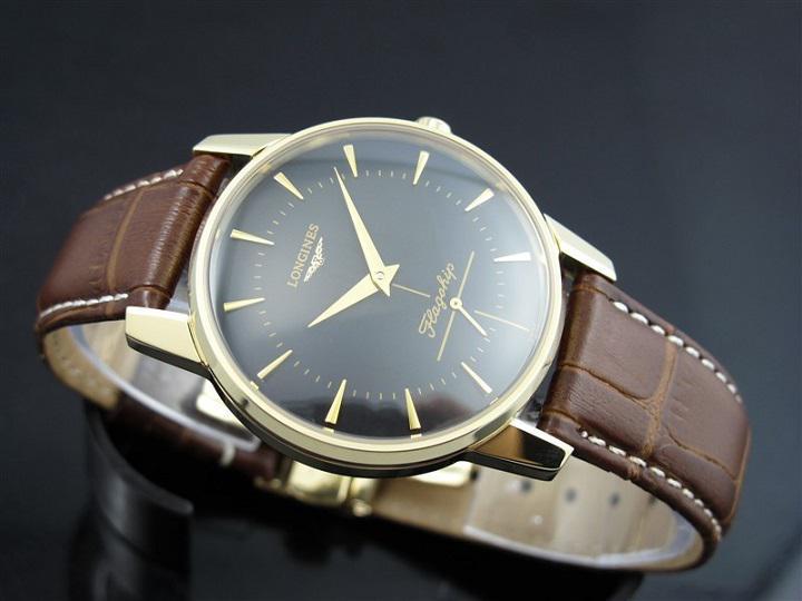 优雅绅士,不可或缺——浪琴男士手表