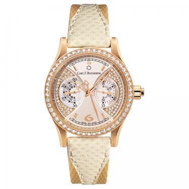宝齐莱女款手表,送给心爱的她的最好礼物