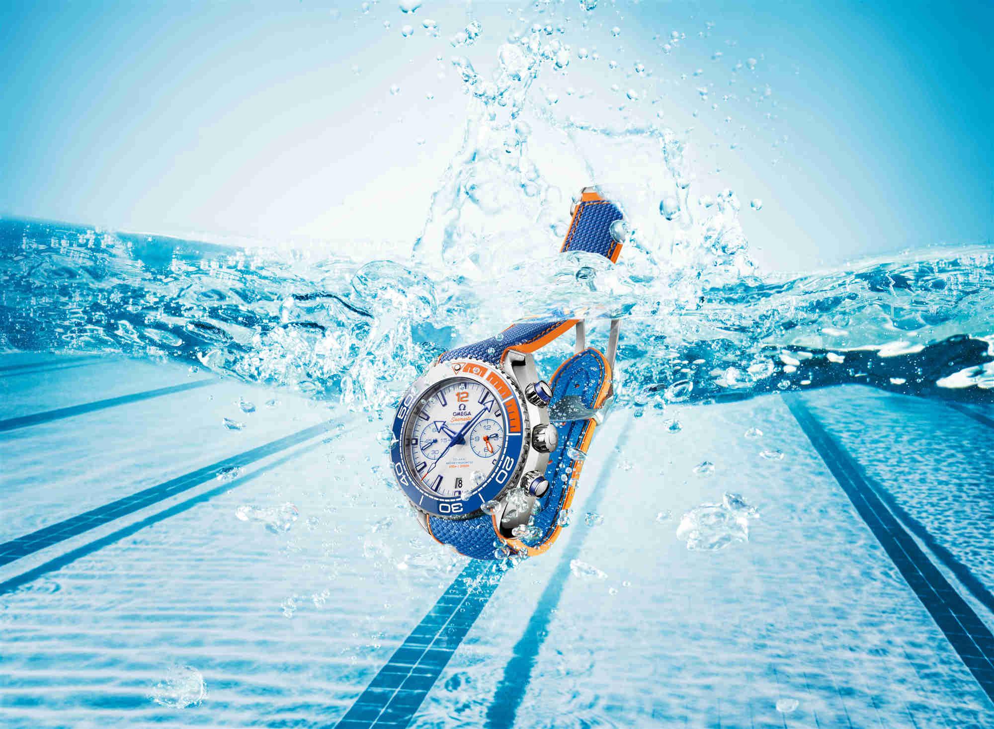决胜泳池的千万分之一秒—欧米茄为2018年第14届国际泳联世界游泳锦标赛 (25米) 精准计时