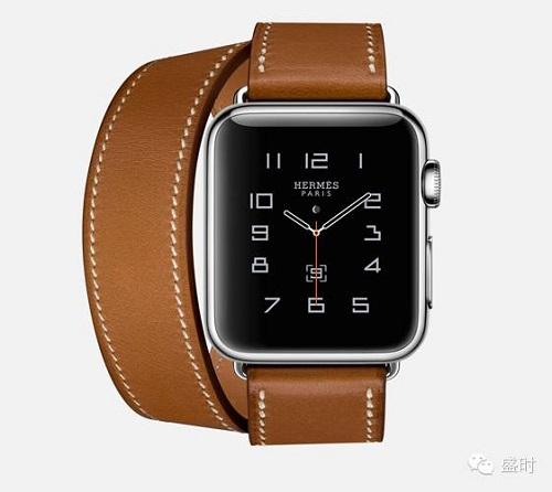 穿着爱马仕的Apple Watch,你会买单吗?