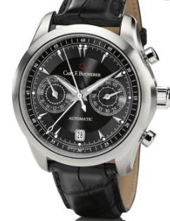 宝齐莱手表怎么调时间?调整时要注意什么?