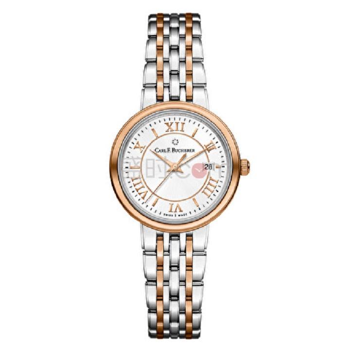 如何正确应对宝齐莱石英手表表盘损坏的问题?