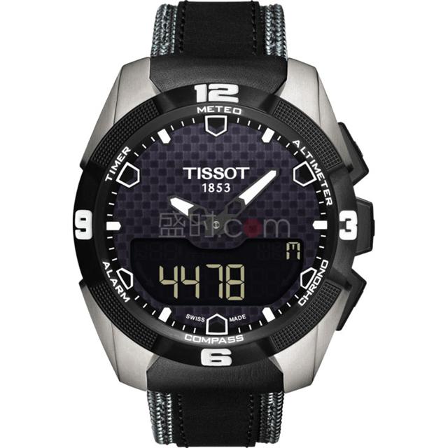 天梭多功能表科技含量高,手表品质有保障