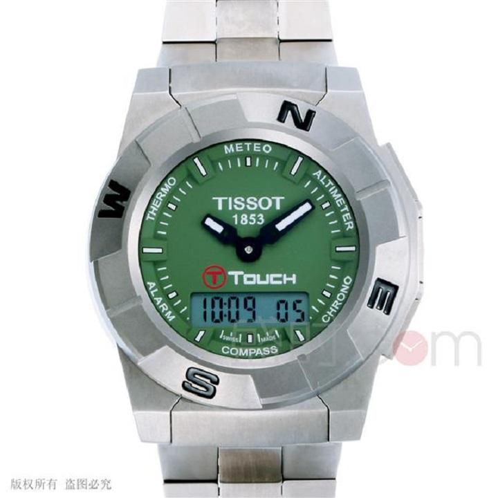 天梭高科技触屏系列手表有哪些特色?