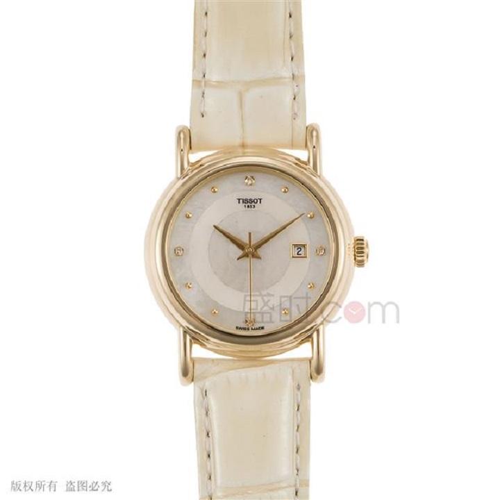 天梭女士机械手表价格如何都有哪些价位