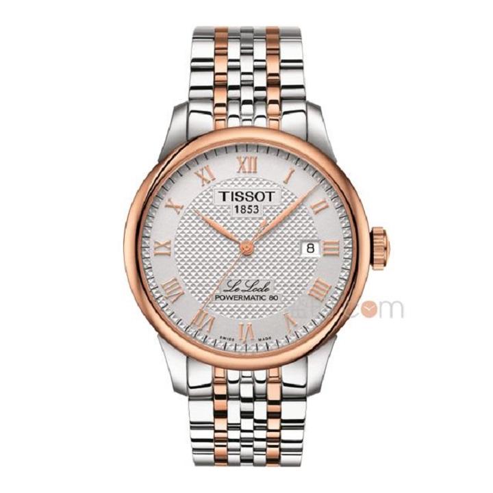 这样的天梭手表,你愿意pick吗