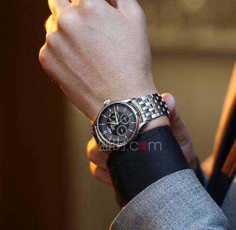 专注研发机械腕表的豪利时,新品强势来袭