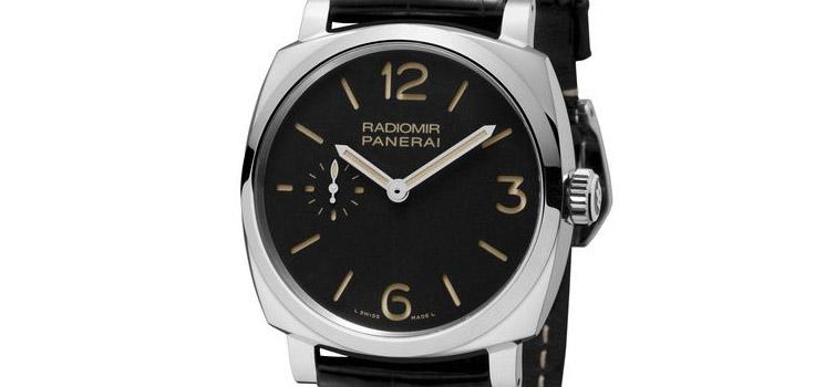 沛纳海radiomir,百年历史的高端手表,你值得拥有