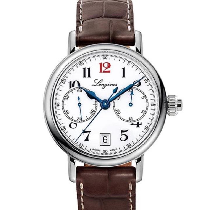 全新浪琴红12手表,给你不一样的体验~