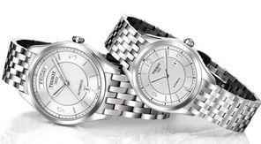 天梭女款手表,给女朋友生日礼物的最佳选择