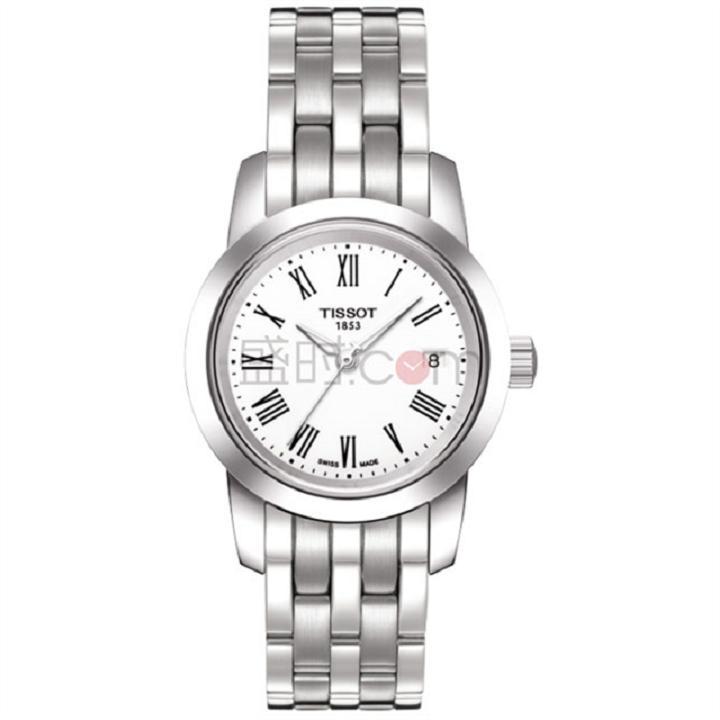天梭女士手表,带你探索女性神秘的美